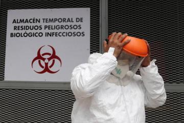 Coronavirus cases in Latin America pass 7 million