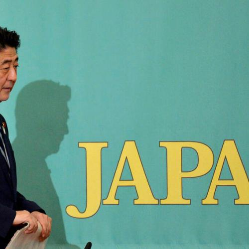 Japan's Prime Minister Shinzo Abe resigns
