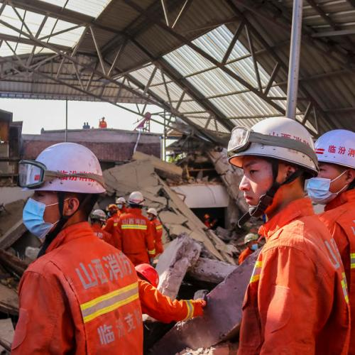 29 die after restaurant collapses in China