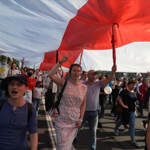 Borell calls for fresh elections in Belarus