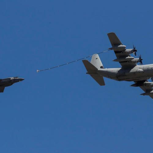 Photo Story: Italian military exercises on the island of Pantelleria