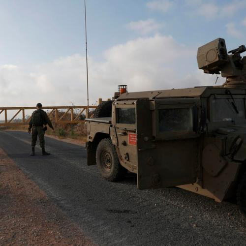 Tensions on Israel-Syrian border in the Golan Heights