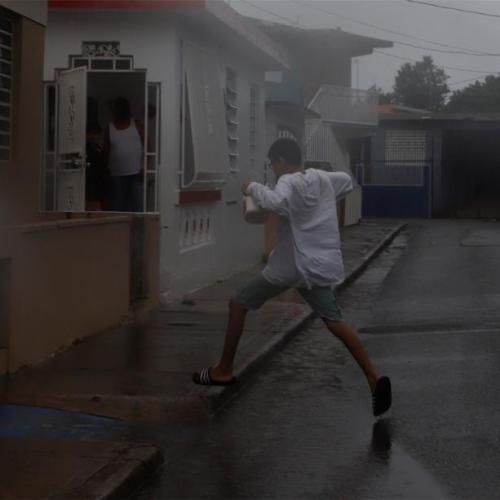 Thousands evacuate as dueling storms take aim at U.S. Gulf Coast