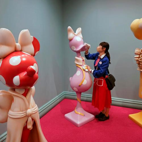 Photo Story: New attractions at Tokyo Disneyland