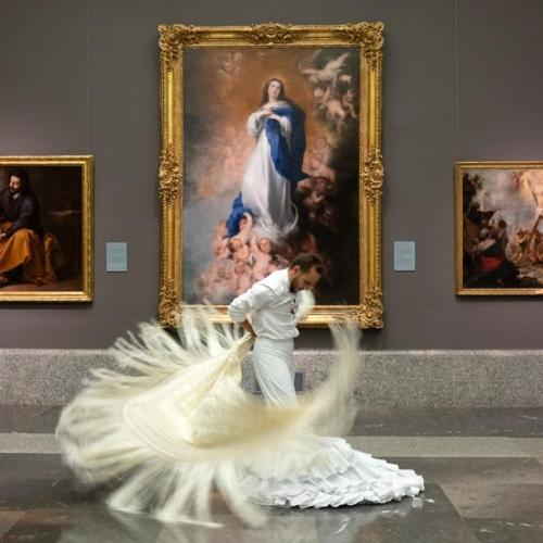 Photo Story: Flamenco performance at El Prado Museum in Madrid