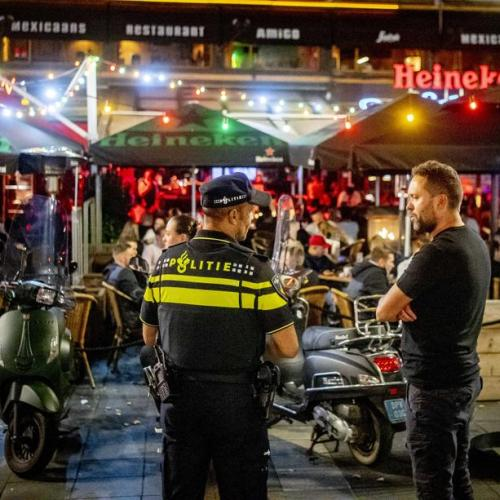 Bars in the Netherlands to start closing early to rein in spread of coronavirus