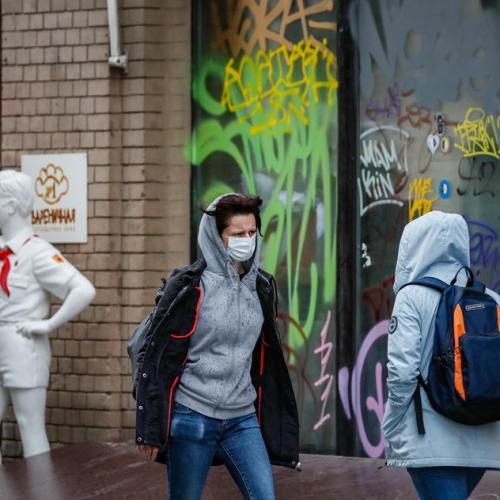 Russia's coronavirus death toll passes 19,000