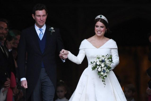 Buckingham Palace says Princess Eugenie is pregnant