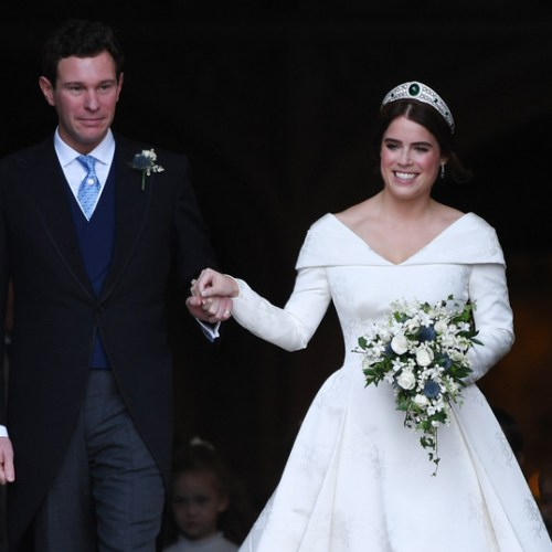 Buckingham Palace says Princess Eugenie is pregnant