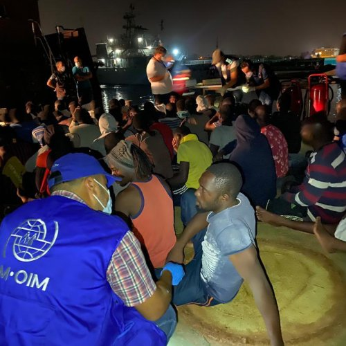 15 persons die in another tragedy in the Mediterranean Sea – IOM