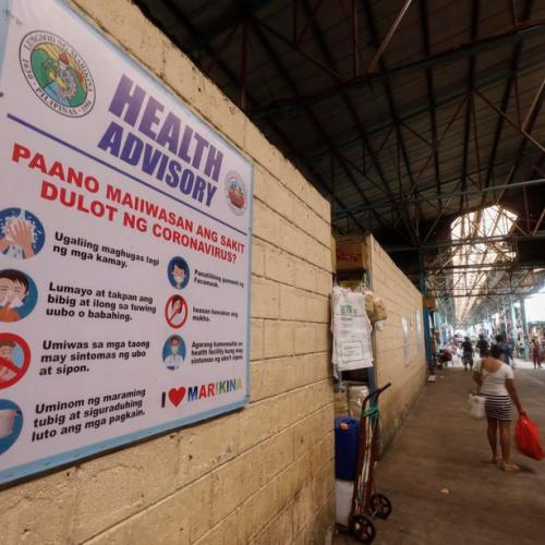 The Philippines eases overseas travel ban on health workers