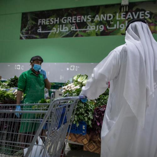 UAE daily coronavirus cases surge to near peak level