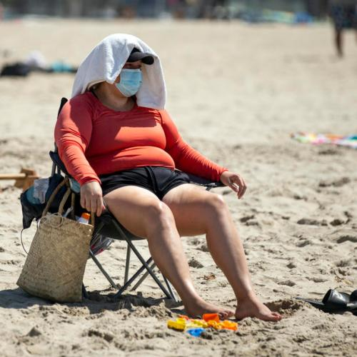 California hit by record heat wave