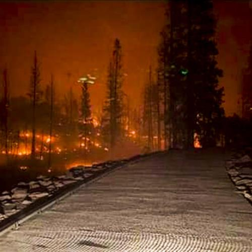 State of emergency declared in California due to fires