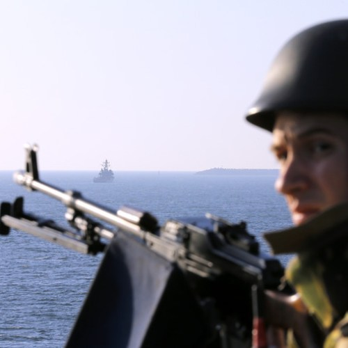 EU sea patrol stops UAE ship on suspicion of breaking Libya arms embargo