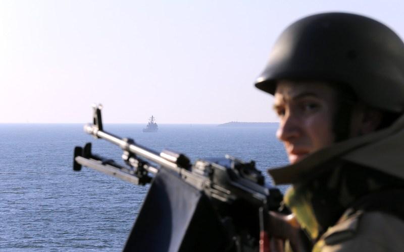 EU sea patrol stops UAE ship on suspicion of breaking Libya arms embargo
