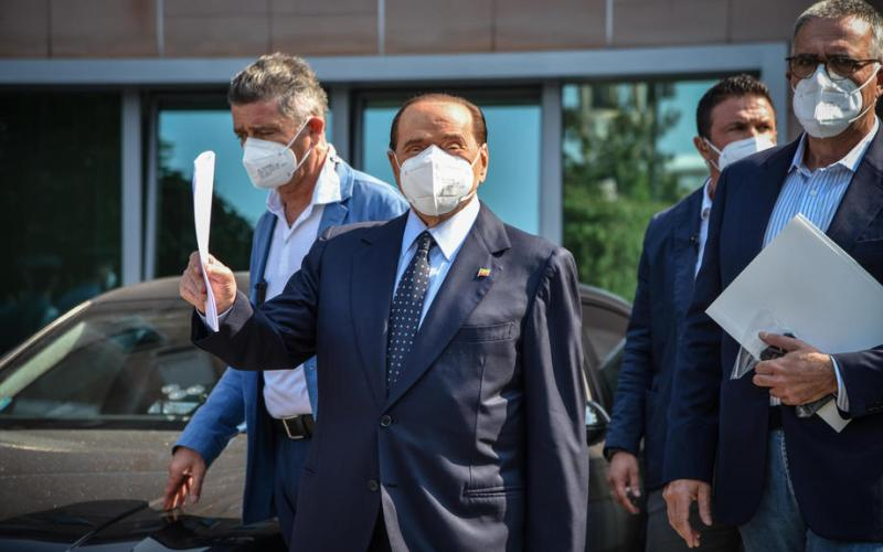 Berlusconi in hospital with heart problems – doctor