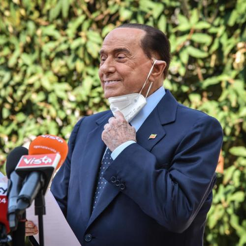 "Italy's Berlusconi leaves hospital after ""dangerous"" COVID battle"