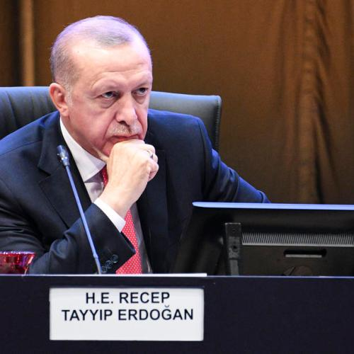 Turkey's Erdogan says East Mediterranean is test of EU's sincerity