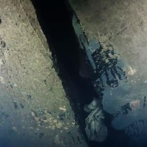 New 'Estonia' ferry disaster documentary claims to have found hole in ship's hull