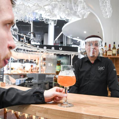 Finland orders bars, restaurants to shut at 1 a.m. to help contain COVID