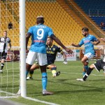 Napoli beat Parma in their opening match of the Serie A season