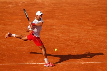 I'm not perfect – Djokovic loses cool in fit of rage in Italian Open