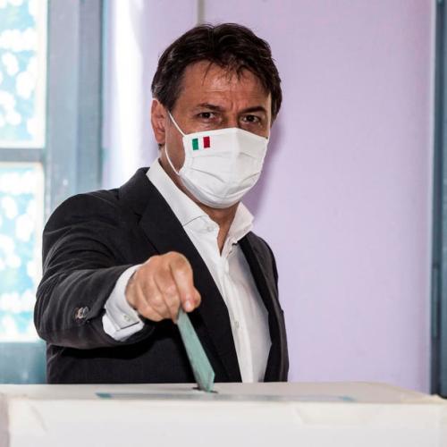Former Italian PM Conte 5-star will continue to support government