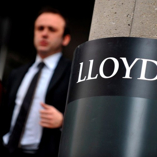 Lloyd's of London posts loss due to COVID-19 insurance claims