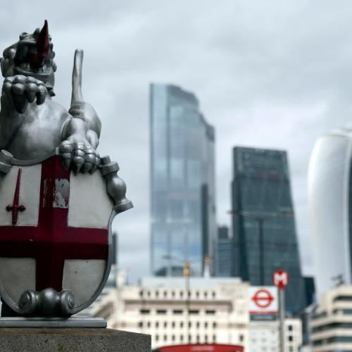 Britain plans law to safeguard City of London's global standing