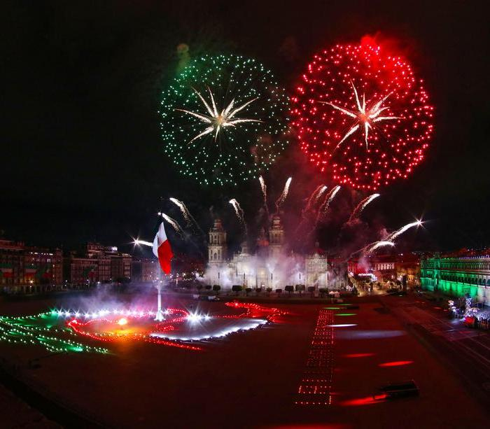 Photo Story: Mexico celebrates beginning of independence amid coronavirus pandemic