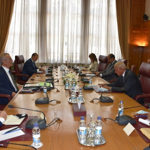 Bartolo discusses Libya, Eastern Mediterranean in meeting with Arab League