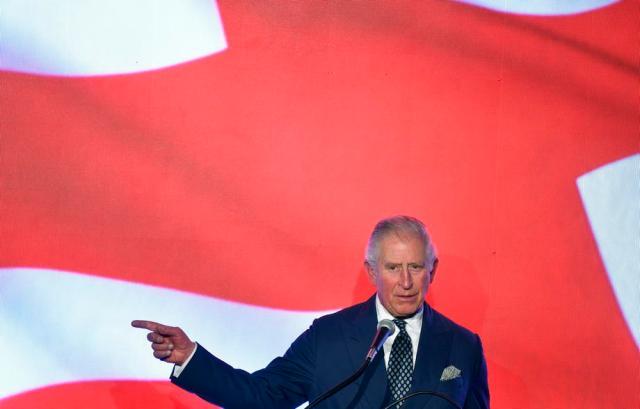 Prince Charles warns climate crisis will 'dwarf the impact' of coronavirus pandemic