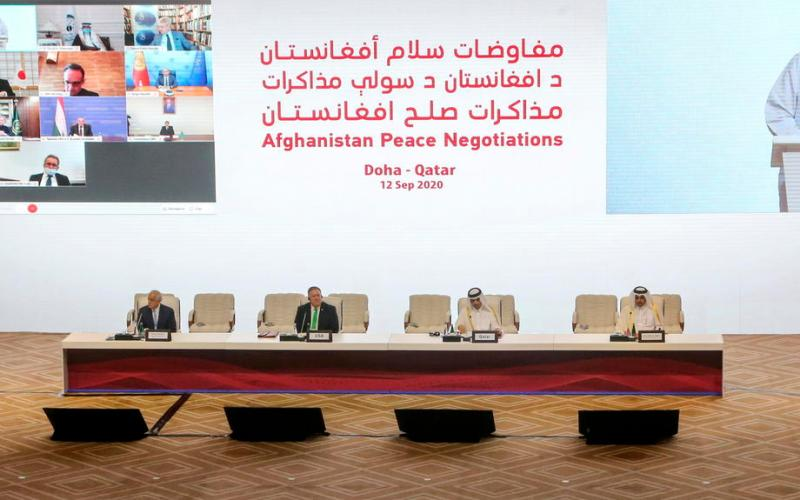 Afghan peace talks to open in Doha, 19 years after 9/11 triggered war