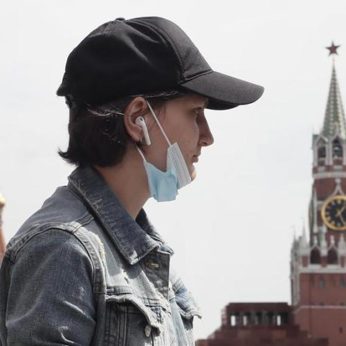 Russia's coronavirus death toll exceeds 18,000