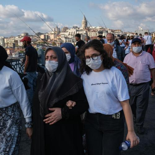 Turkey's coronavirus death toll exceeds 7,000