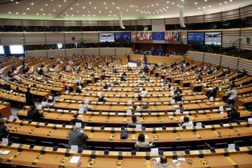 European Parliament approves plans for coronavirus testing centre