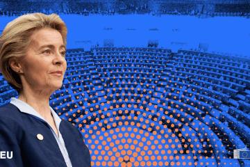 CDE Viewpoint – Let's make change happen – Ursula Von Der Leyen