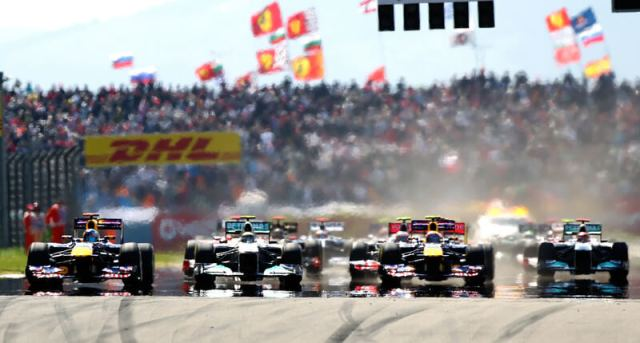 Formula One revenues dropped by $877 million in 2020