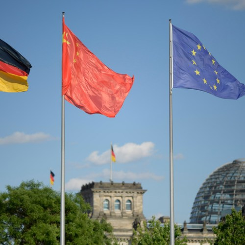 Germany's EU-China summit goes virtual