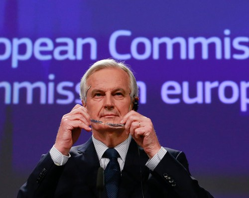 French minister denies Brexit negotiator Barnier sidelined