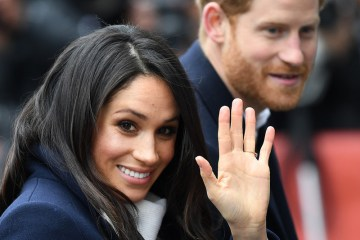 Meghan Markle reportedly has serious ambitions to run for U.S. president