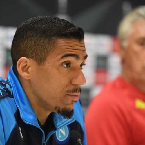 Allan rejoins Ancelotti at Everton from Napoli