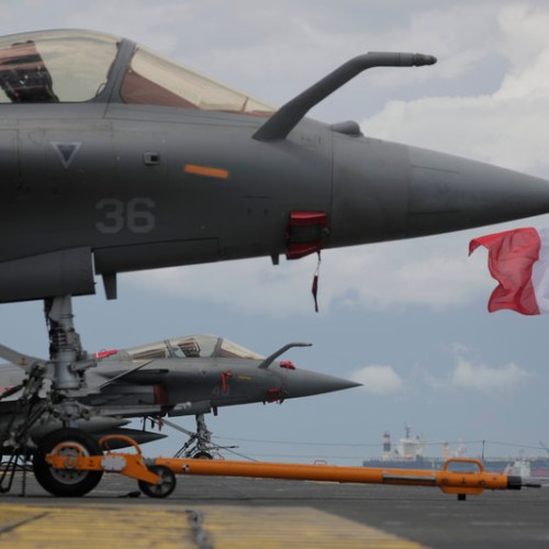 Greece in talks with France over fighter jets, as East Mediterranean tensions rise