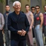 Armani to shift catwalk to prime-time TV