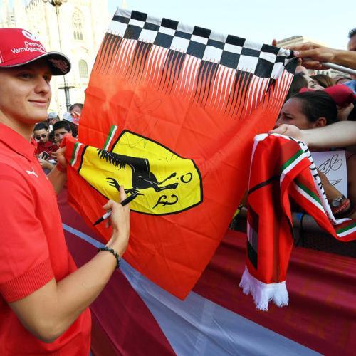 Mick Schumacher gives 'Ferrari' a ray of light in worst season for Italian F1 team
