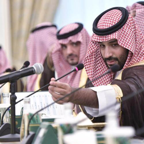 Saudi Arabia's top military commander sacked