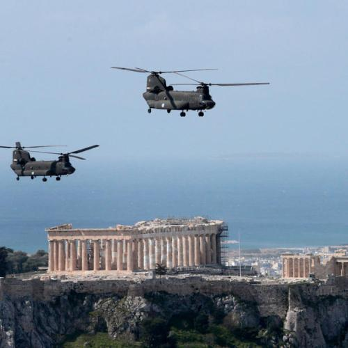 Greece plans to strengthen military as tension with Turkey rise