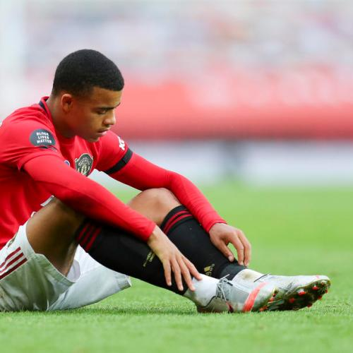 Mason Greenwood apologises for poor judgement in 'gas inhaling' incident video