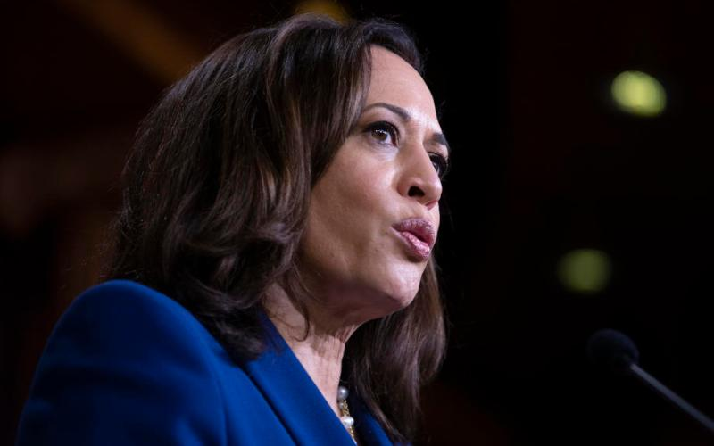 Trump's word alone on vaccine is not enough –  VP candidate Harris